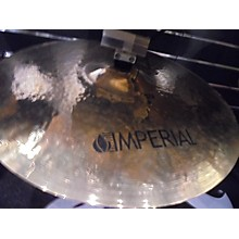 Imperial 21in Ride Cymbal