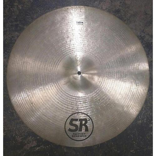 Sabian 21in SR2 Thin Ride Cymbal