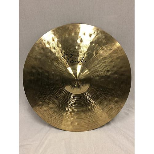 Paiste 21in Signature Full Ride Cymbal