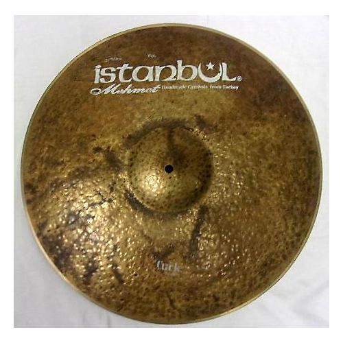 Istanbul Mehmet 21in Turk Ride Cymbal