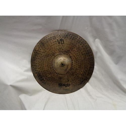 Stagg 21in VB Medium Ride Cymbal