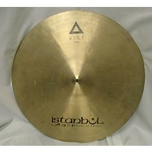 Istanbul Agop 21in Xist Cymbal