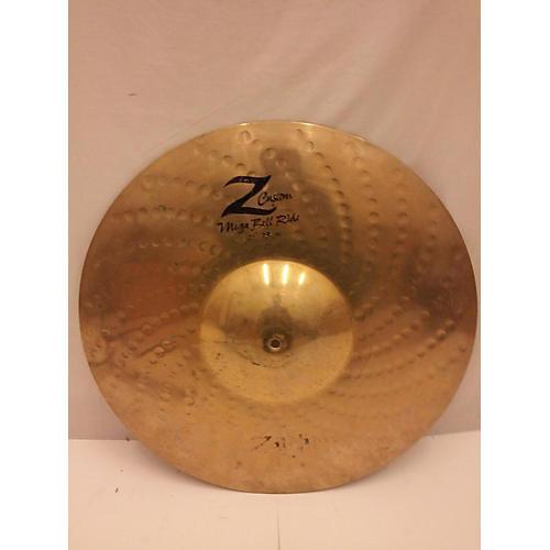 Zildjian 21in Z3 Mega Bell Ride Cymbal