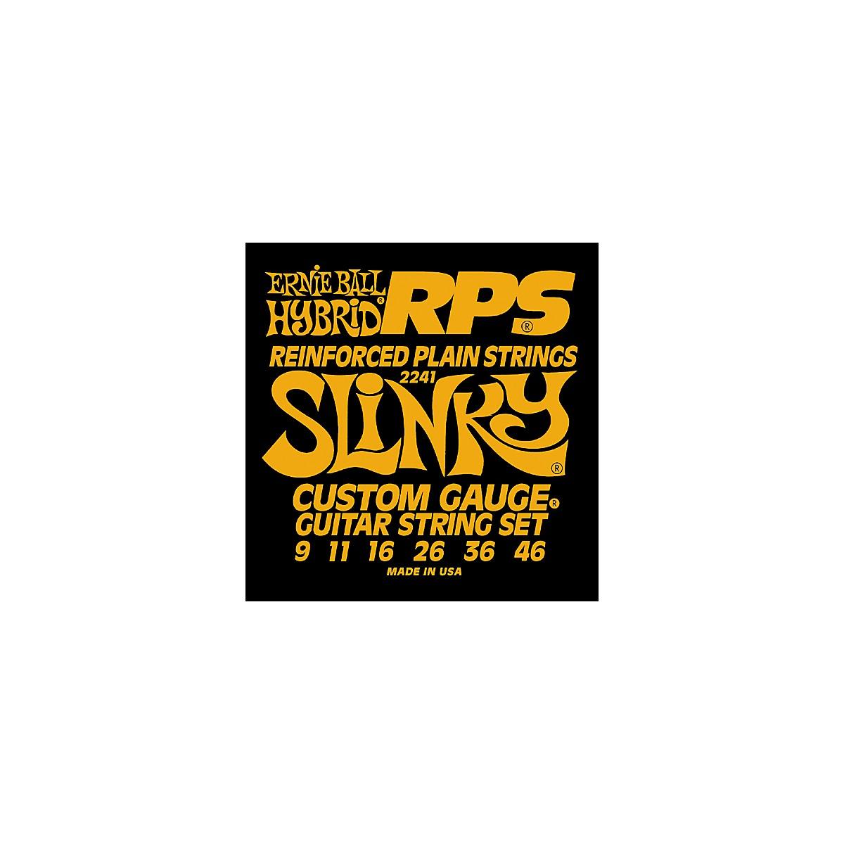 Ernie Ball 2241 Hybrid Slinky RPS 9 Electric Guitar Strings