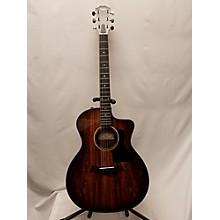 Taylor 224CEK DLX Acoustic Electric Guitar