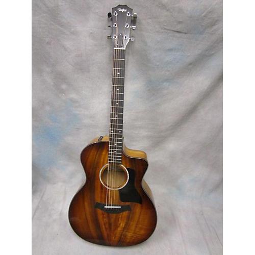 Taylor 224ce Dlx Acoustic Electric Guitar