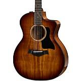 Taylor 224ce-K DLX Grand Auditorium Acoustic-Electric Guitar Shaded Edge Burst