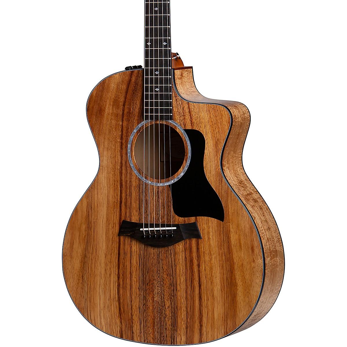 Taylor 224ce-K DLX Special Edition Grand Auditorium Acoustic-Electric Guitar