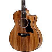 224ce-K DLX Special Edition Grand Auditorium Acoustic-Electric Guitar Natural