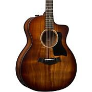 224ce-K Deluxe Grand Auditorium Acoustic-Electric Guitar Shaded Edge Burst