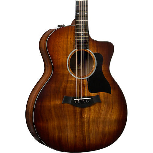 taylor 224ce k deluxe grand auditorium acoustic electric guitar shaded edge burst guitar center. Black Bedroom Furniture Sets. Home Design Ideas