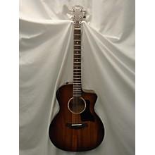 Taylor 224ce-k Dlx Acoustic Electric Guitar