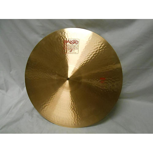 Paiste 22in 2002 Ride Cymbal