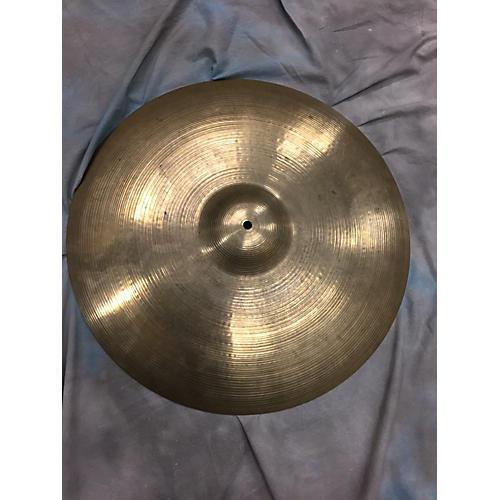 Zildjian 22in A Custom Medium Ride Cymbal