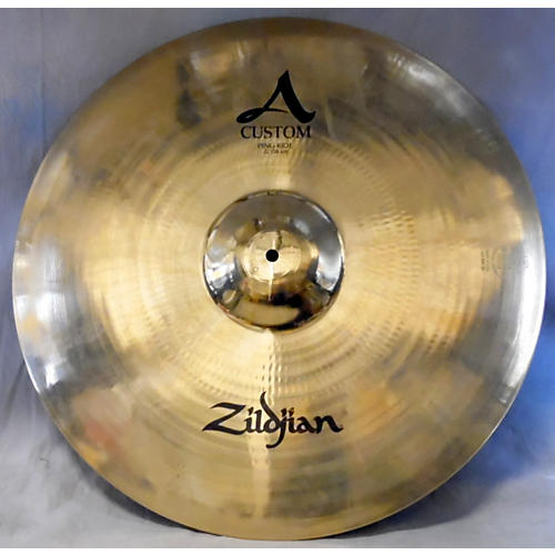 Zildjian 22in A Custom Ping Ride Cymbal