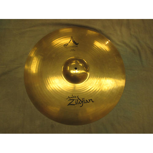 Zildjian 22in A Custom Ride Cymbal