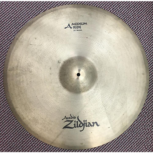 Zildjian 22in A Series Medium Ride Cymbal