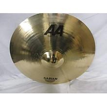 Sabian 22in AA Rock Ride Brilliant Cymbal