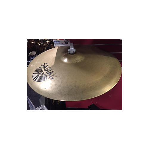 Sabian 22in AAX Metal Ride Cymbal