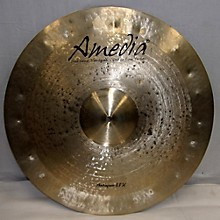Amedia 22in ANTIQUE EFX RIDE Cymbal