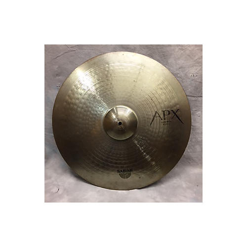 Sabian 22in Apx Solid Ride Cymbal