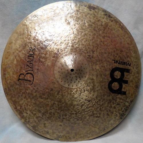 Meinl 22in Byzance Big Apple Dark Ride Cymbal