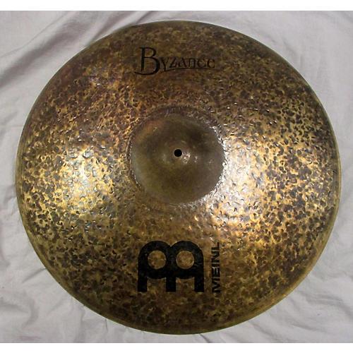 Meinl 22in Byzance Raw Bell Ride Cymbal