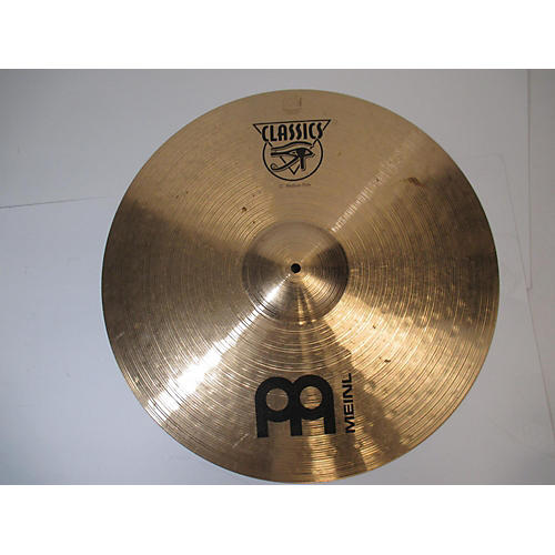 Meinl 22in Classics Medium Ride Cymbal
