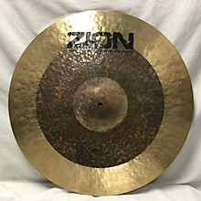 Zion 22in Epic Dark Ride Cymbal