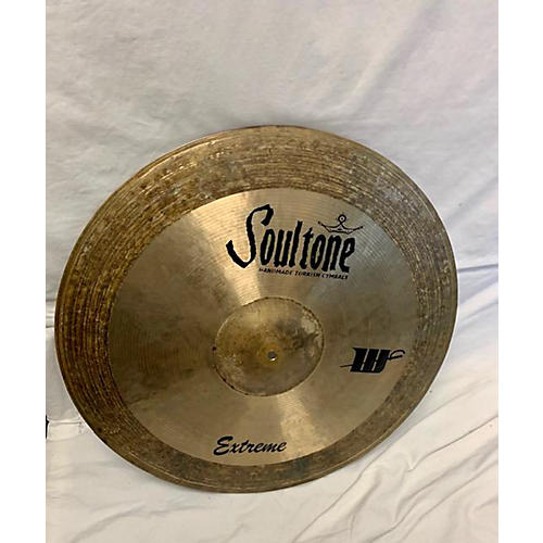Soultone 22in Extreme Crash Cymbal