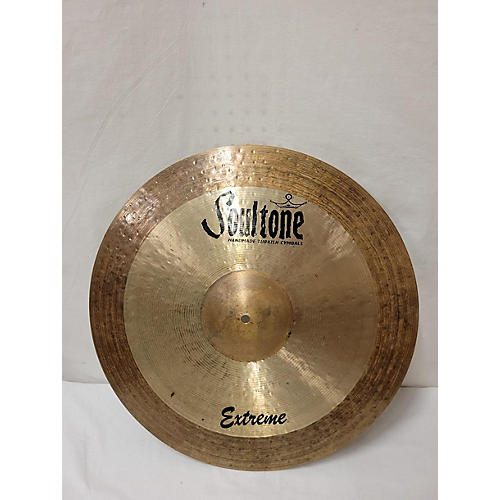 Soultone 22in Extreme Ride Cymbal