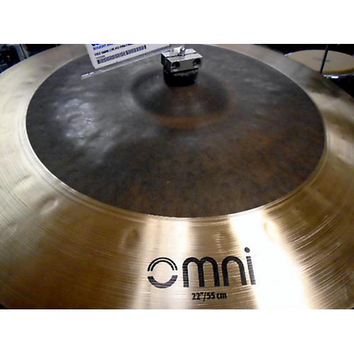 Sabian 22in HHX Omni Cymbal