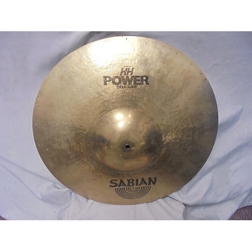 Sabian 22in Hand Hammered Power Bell Ride Cymbal