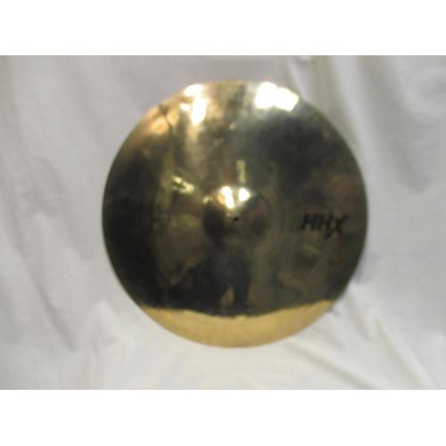 Sabian 22in Hhx Manhattan Jazz Ride Cymbal