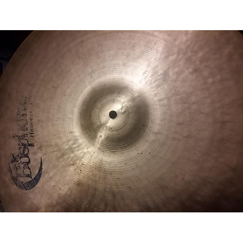 Bosphorus Cymbals 22in Jeff Hamilton Ride Cymbal