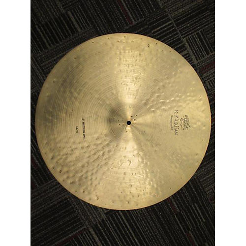 Zildjian 22in K Constantinople Medium Thin Low Ride Cymbal