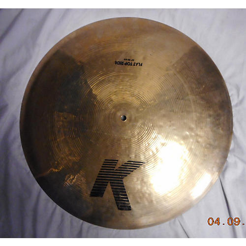 Zildjian 22in K Flat Top Cymbal
