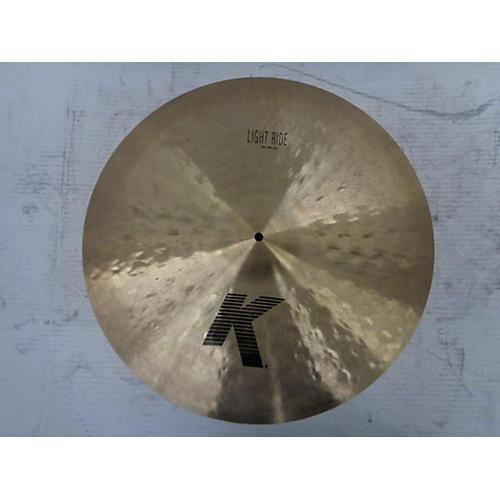 Zildjian 22in K Light Ride Cymbal