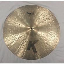 Zildjian 22in K Medium Dark Ride Cymbal