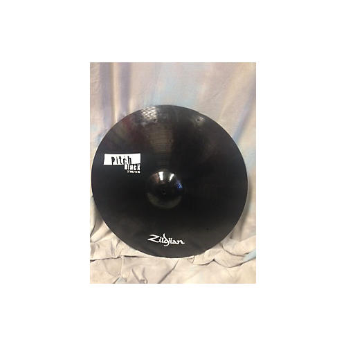 Zildjian 22in PITCHBLACK MASTER Cymbal