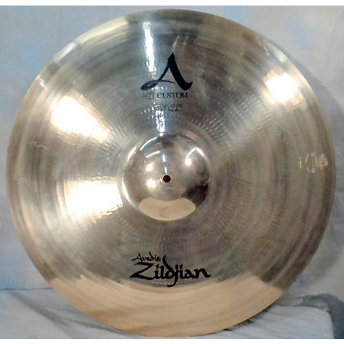 used zildjian 22in ping ride cymbal guitar center. Black Bedroom Furniture Sets. Home Design Ideas