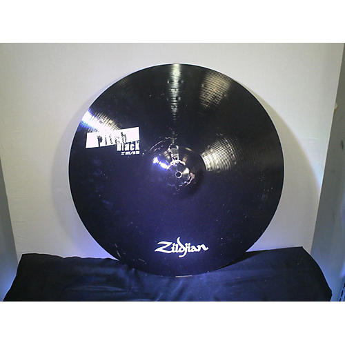 Zildjian 22in Pitch Black 22