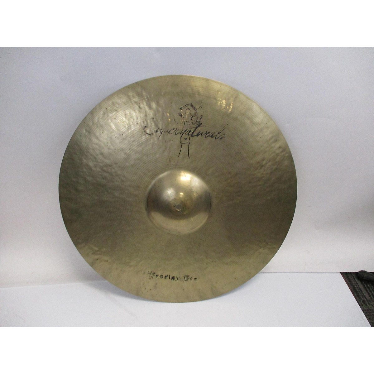 Supernatural 22in Prodigy Pro Ride Cymbal