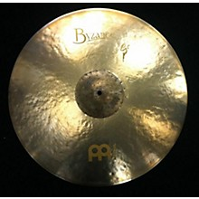 Meinl 22in SAND CRASH RIDE Cymbal