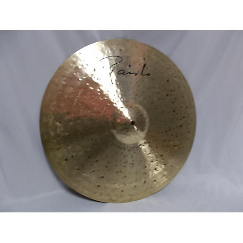 Paiste 22in Signature Dark Energy Ride Mark I Cymbal
