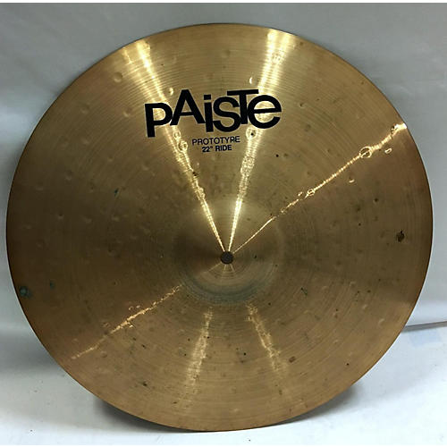 Paiste 22in T20 Prototype Ride Cymbal