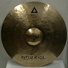 Istanbul Agop 22in XIST 22IN POWER RIDE Cymbal