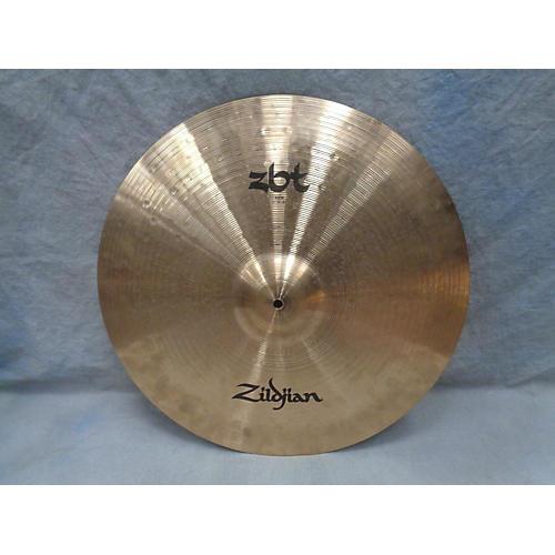 Zildjian 22in ZBT Ride Cymbal