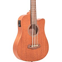 "Gold Tone 23"" Scale Acoustic-Electric MicroBass"