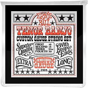 ernie ball 2303 medium gauge tenor banjo strings guitar center. Black Bedroom Furniture Sets. Home Design Ideas